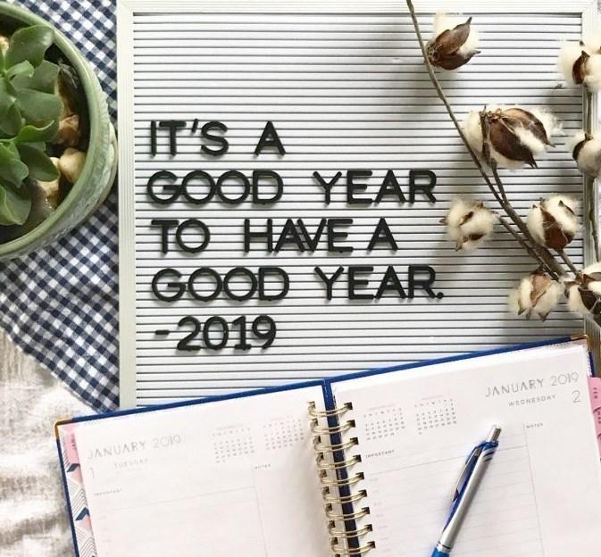 good year 2019