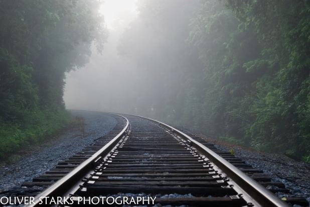 Fog Tracks 1