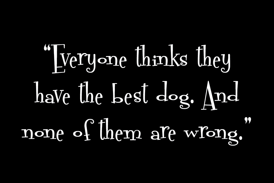 Best Dog Quote
