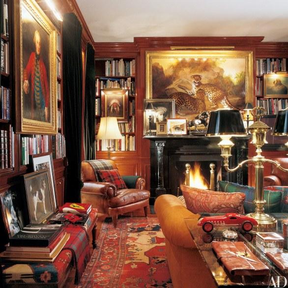 ralph lauren library