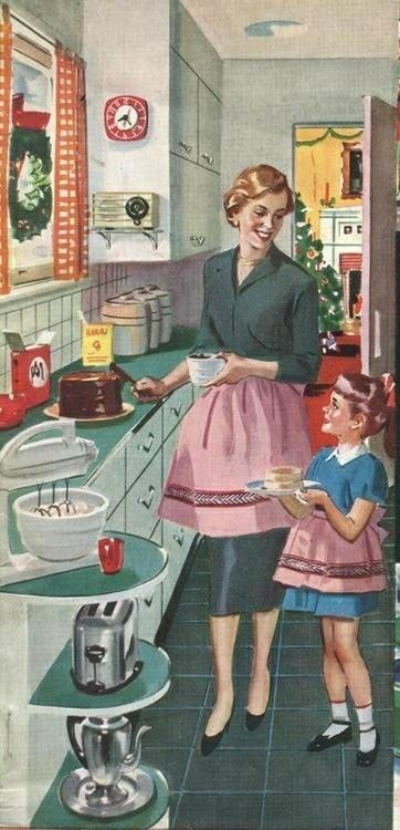 old school hostess holidays